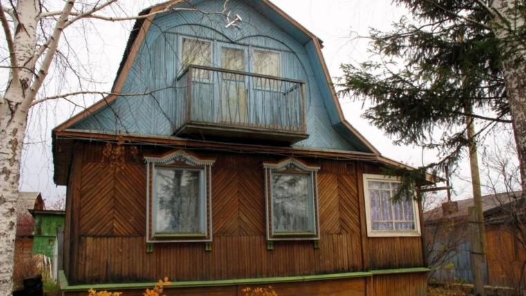 Регистрация дачного дома (садового дома)