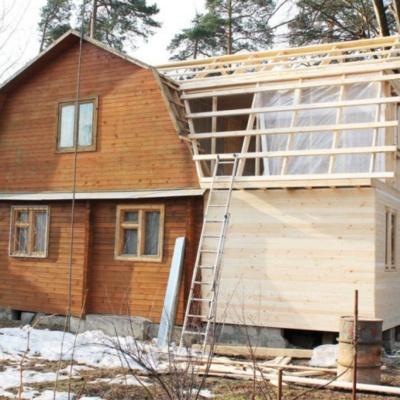 Реконструкция жилого дома по дачной амнистии до 2026 года